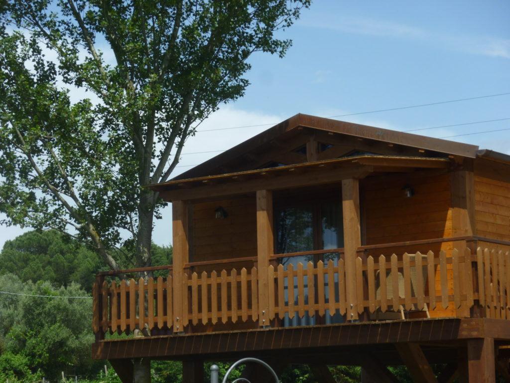 Casa sull'Albero al Resort Charme sul Trasimeno