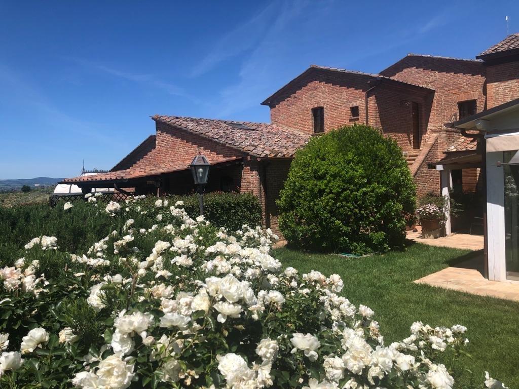Country house con piscina e spa - Resort Charme sul Trasimeno