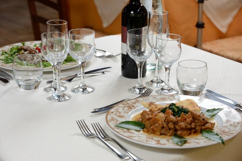 appartamenti con ristorante a collazzone