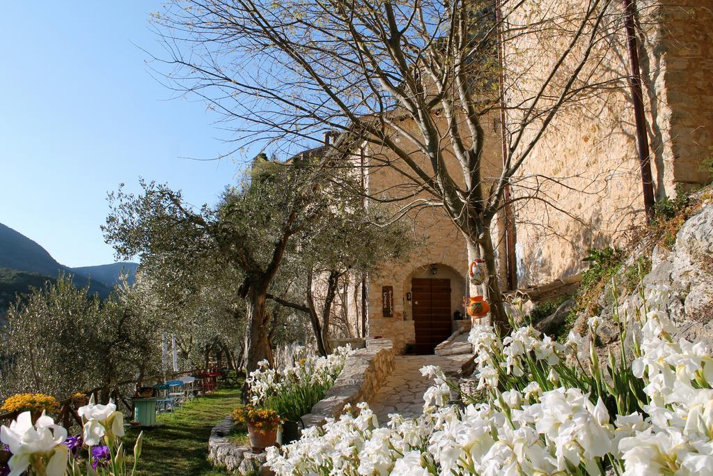 Albergo diffuso con camere e appartamenti in Valnerina – La Torre di Ferentillo