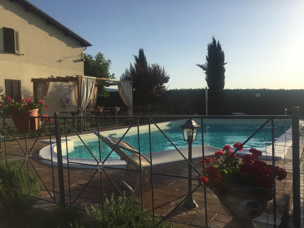 Casa vacanze con piscina – Casale il Belvedere di Montefalco