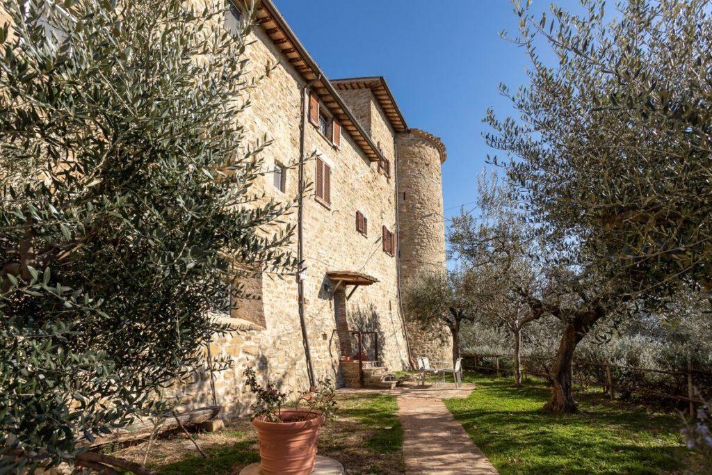 Casa Vacanze in Borgo Diffuso ad Assisi - La Rocca di Elia