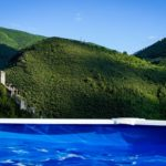 casa vacanze con piscina in umbria