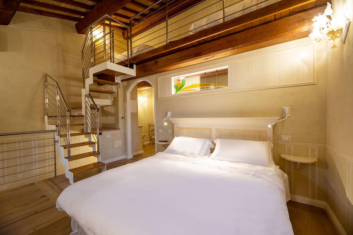 albergo diffuso con spa e ristorantein umbria