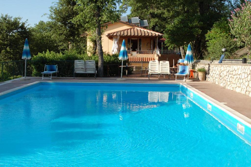 Appartamenti vacanze con piscina e spa al Trasimeno, La Casa sul Lago