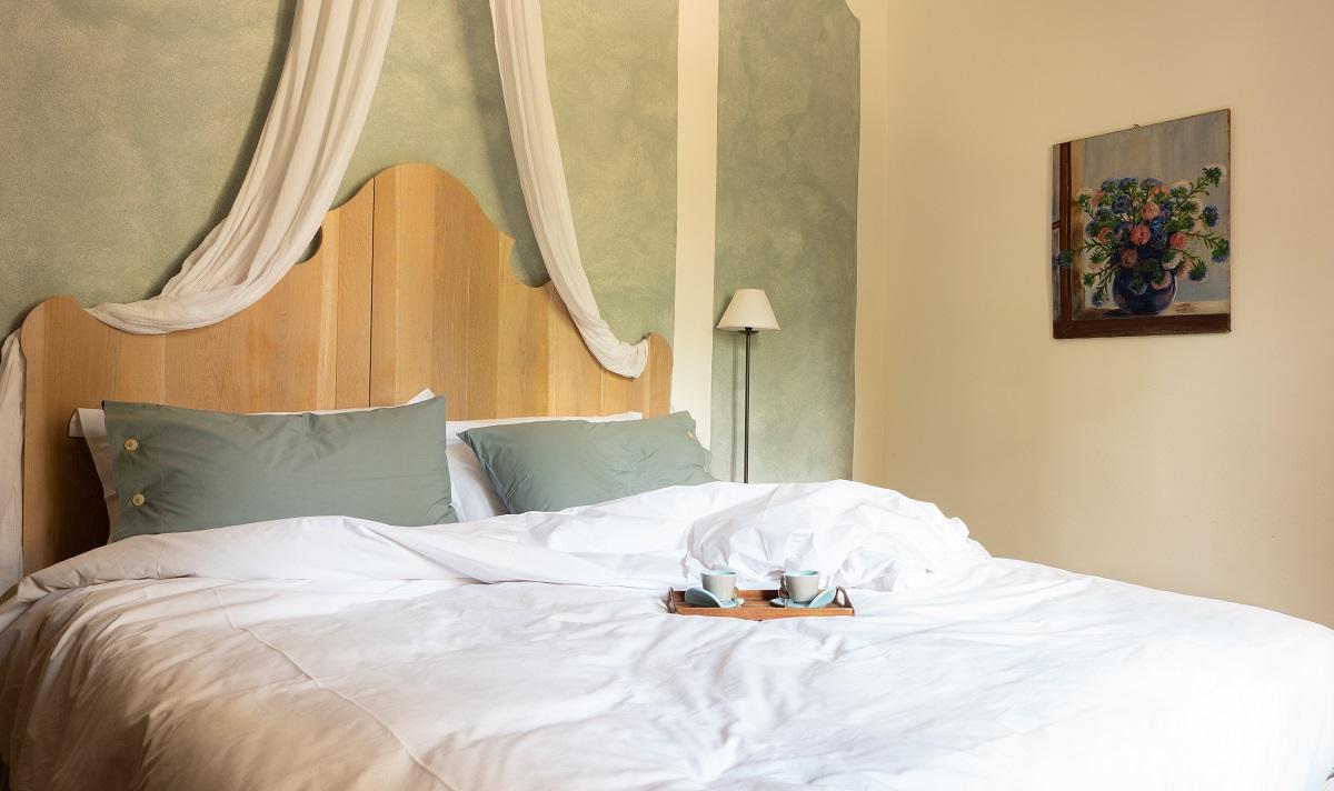Dormie in hotel di charme in Umbria
