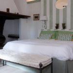 Romantica suite con camino per festeggiare un anniversario