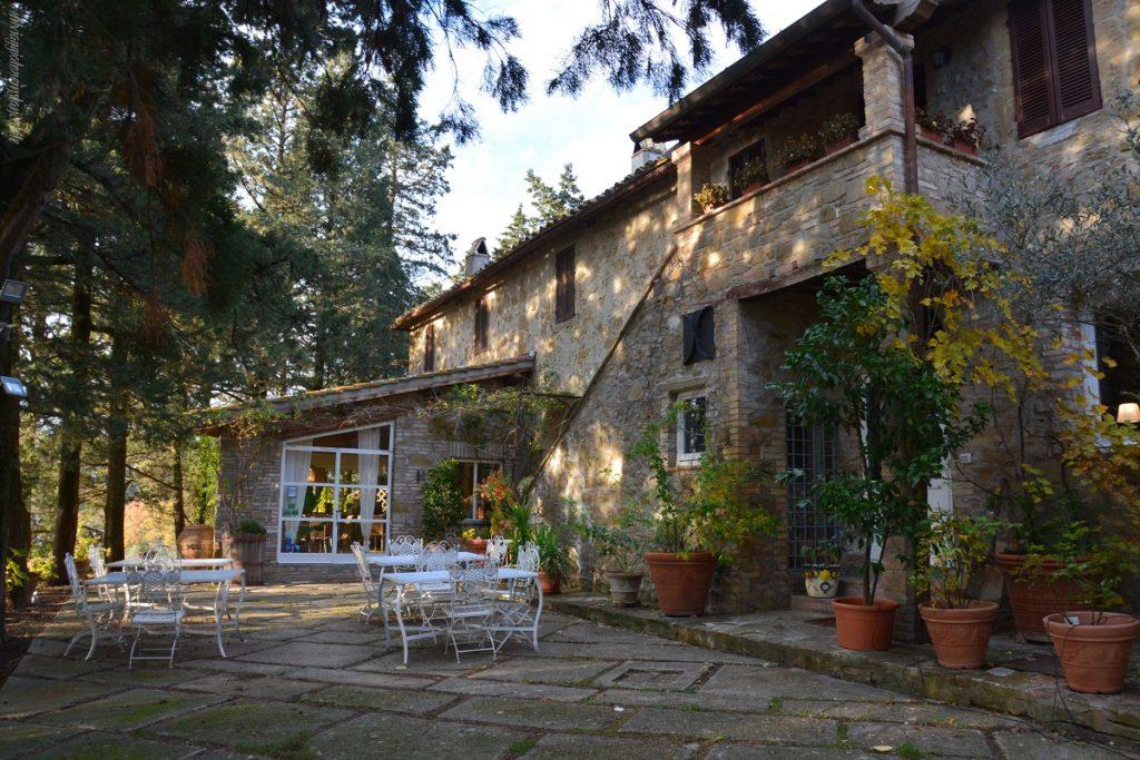 uites romantiche con camino e Ristorante Relais a Perugia
