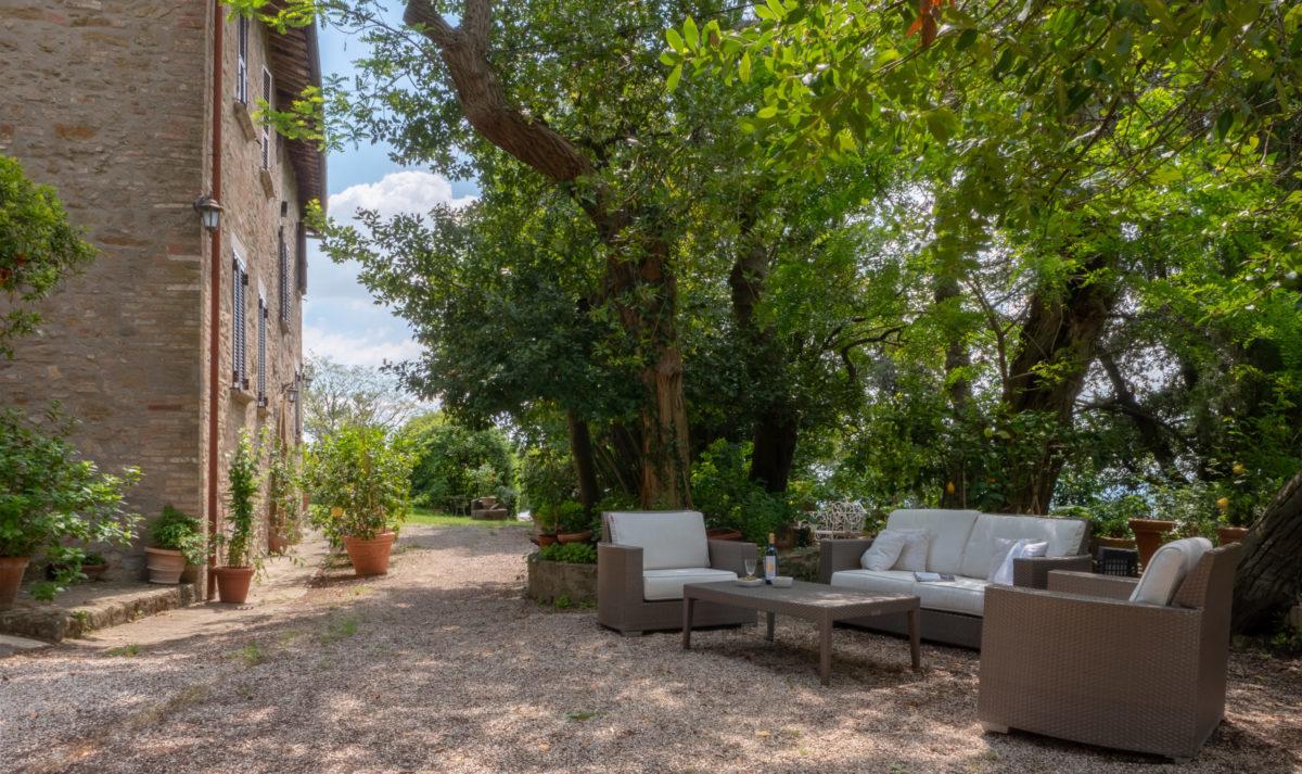 Weekend romantico in Umbria in location da sogno