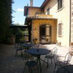 Agriturismo con ristorante slow in Umbria
