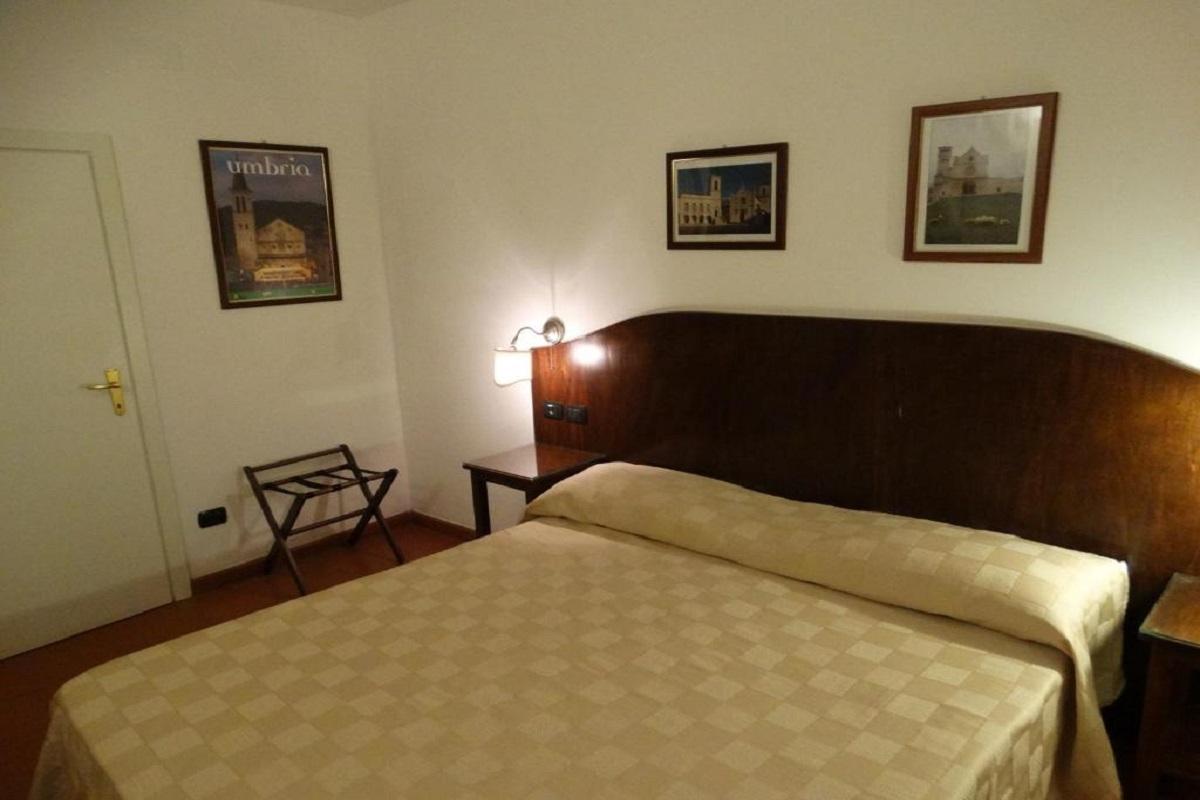 Camere matrimoniali presso la Country house vicino Assisi