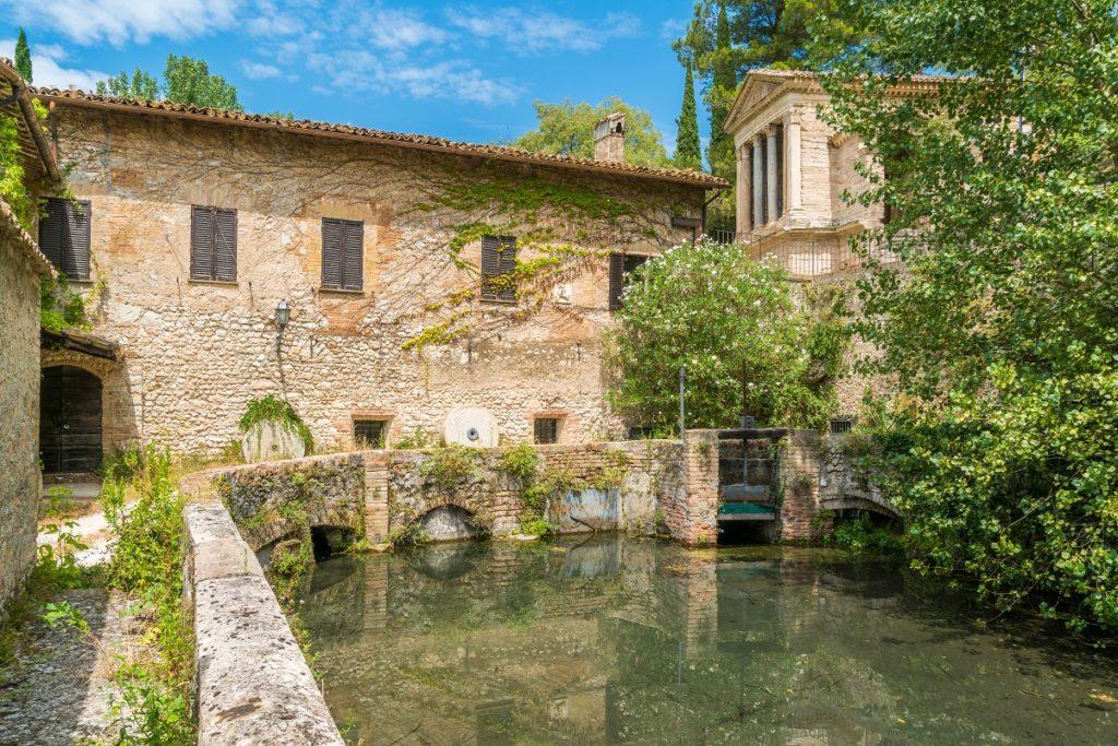Giornate patrimonio in Umbria