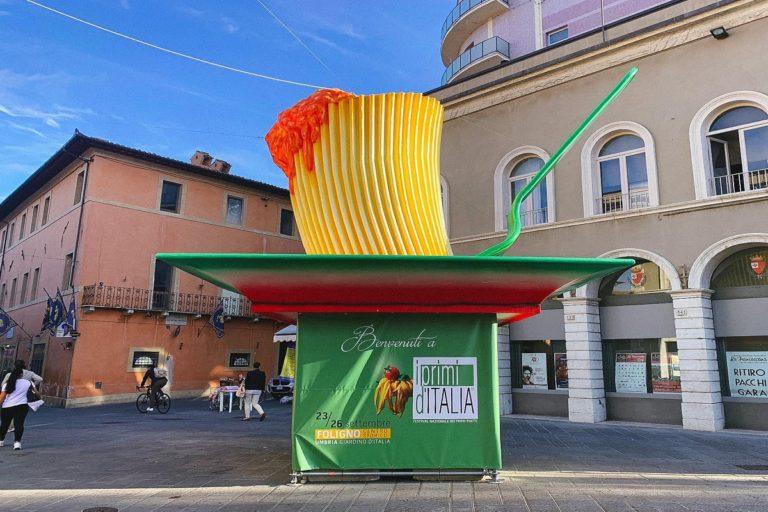 I Primi d'Italia a Foligno: incontri, degustazioni e cooking show