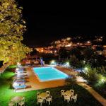 hotel il pianoro con piscina foligno